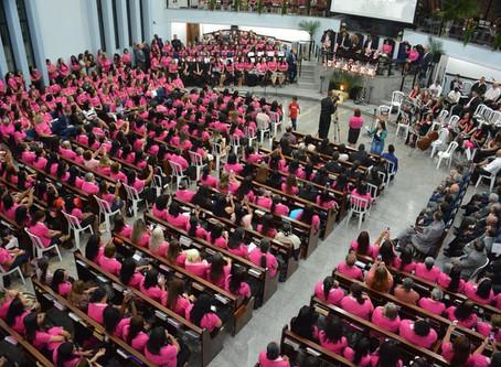 Círculo de Oração celebra 61 anos com grande congresso