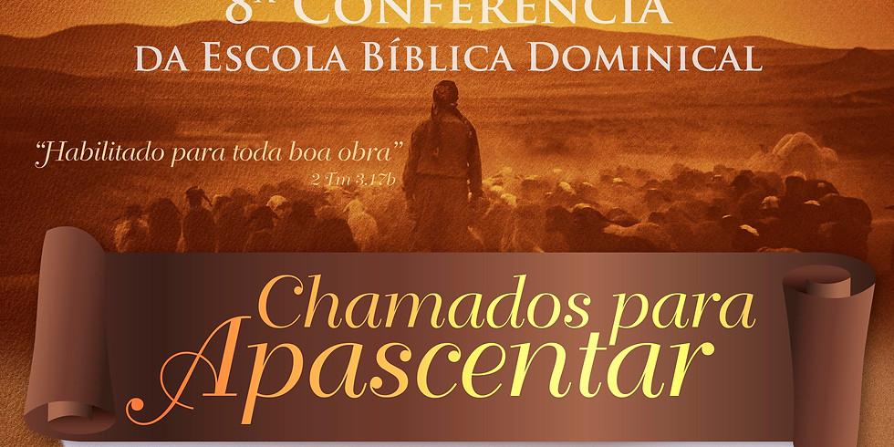 8ª Conferência da Escola Bíblica Dominical