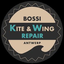 Logo Bossi 'Kite & Wing repair