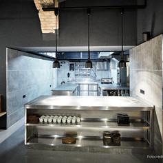 Blick in die Küche - Nachher