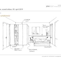 Schlafzimmer Konzept