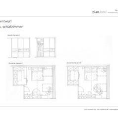 Konzept Schlafzimmer