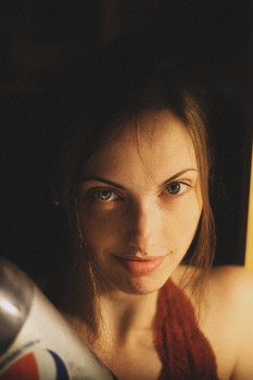 Model - Emma Hughes - Location - Hollywood, CA