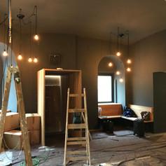 Umbau Eingangsbereich