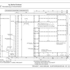 Detailplan Organisationsmöbel