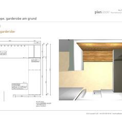 Detailplan Grundriss