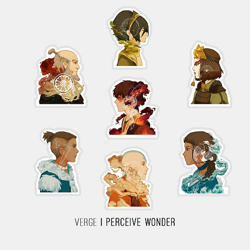 Avatar Sticker Pack