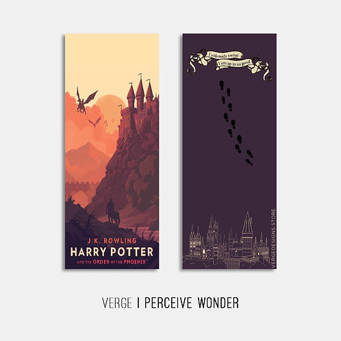Order of the Phoenix Bookmark
