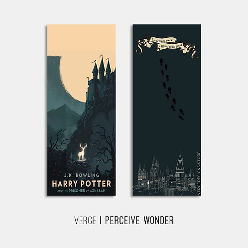 Prisoner of Azkaban Bookmark