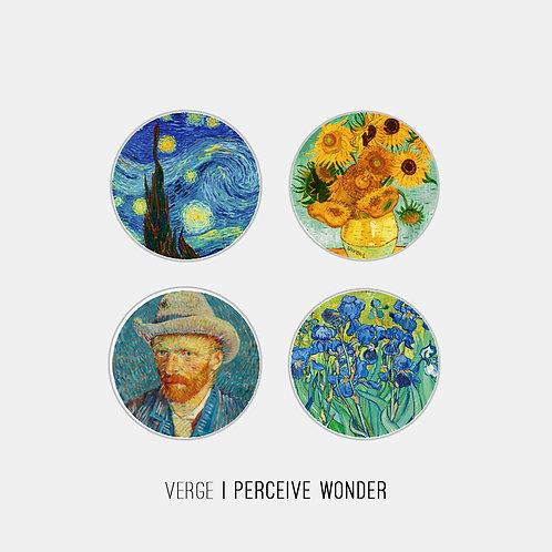 Van Gogh Sticker Pack