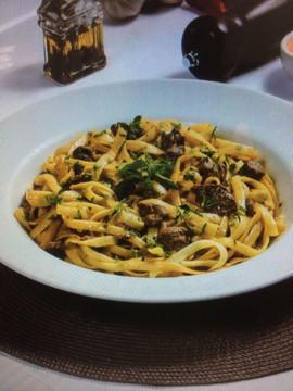 Espagueti Montesino