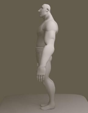 Anatomía estilizada