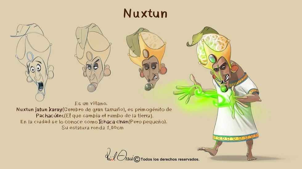 Nuxtun