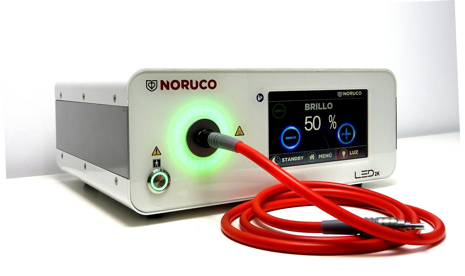 fuente de luz fria para endoscopia