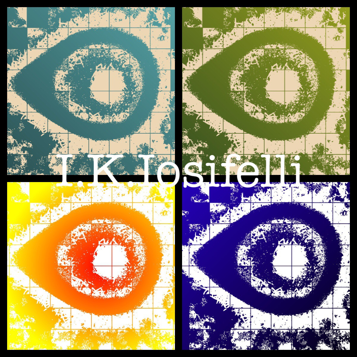 Eye Collection by I.K.Iosifelli