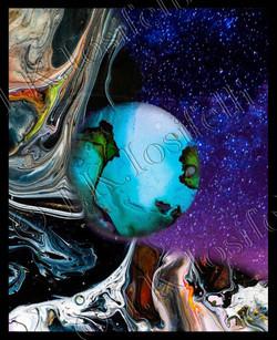Earth by I.K.Iosifelli