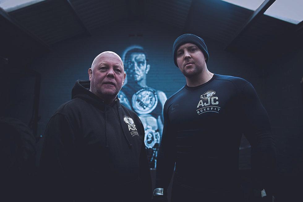 john-davison-ajc-fitness-gym-boxing-newc