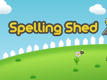 Let's go to the `Spelling Shed`.