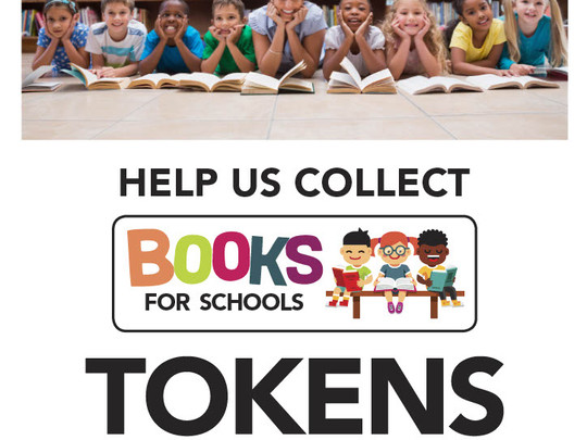 Can you collect vouchers from the newspapers to win the school new books?