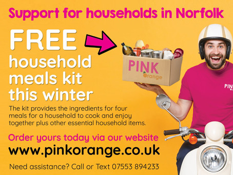 Support for Norfolk Households..