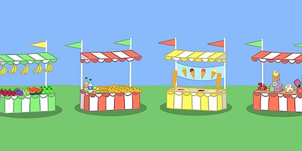 Summer Fete 27th June 2.00-4.30pm.