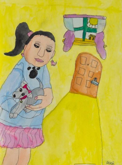 My New Room, Age 8, Artist - Bea.jpg