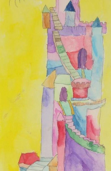 The Princess's Vanishing Castle, Artist