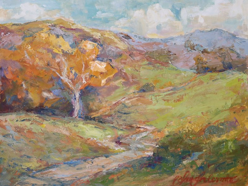 Path in the Hills - age 17.jpg