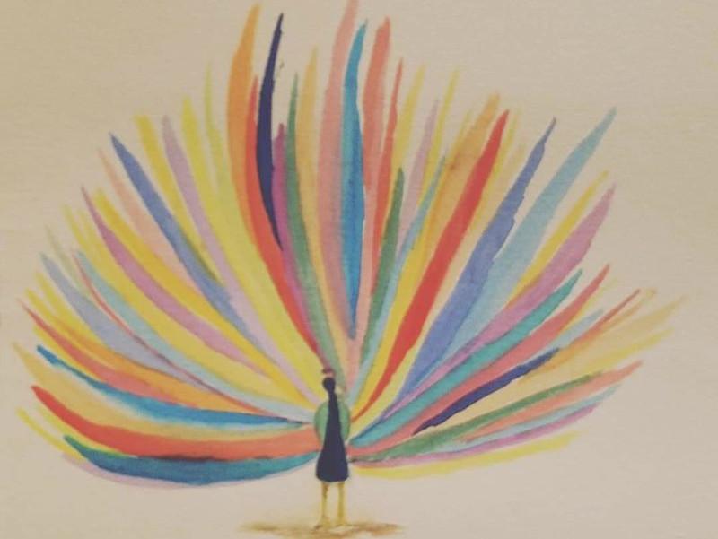 Technicolor Peacock - age 11.jpg