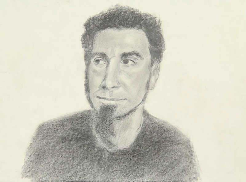 Serj Tanhian, Age 14, Artist - MelJer.jp