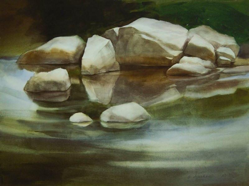 Meditation, Watercolor, 22x30.jpg