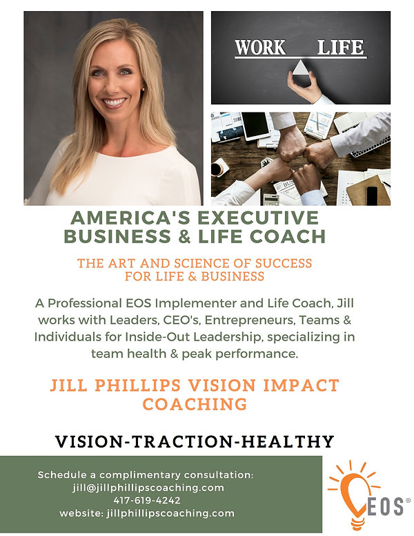 Jill - America's Executive Business & Li