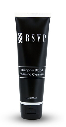RSVP Men's  Dragons Blood Foam Cleanser