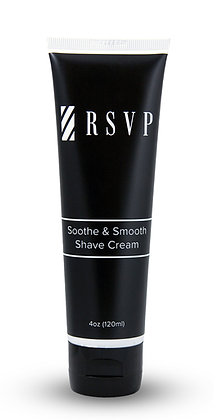 RSVP Men's Soothe and Smooth Shave Cream
