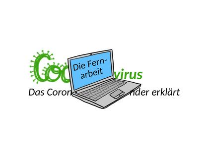 Coco das VIrus - Fernarbeit