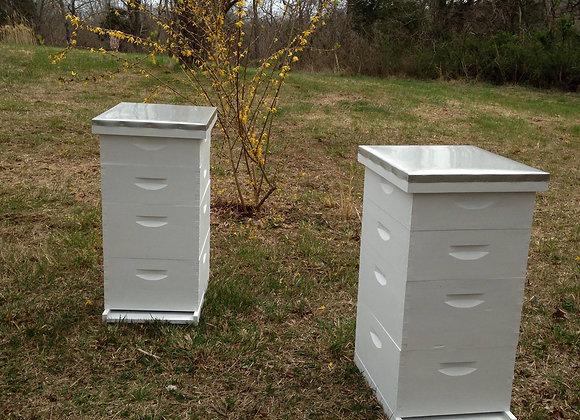 Langstroth 10 Frame Beehive