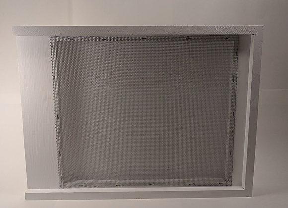 Screened Bottom Board w IPM Board 8 or 10 Frame