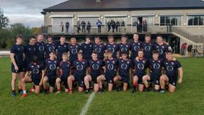 U20s V Newbridge