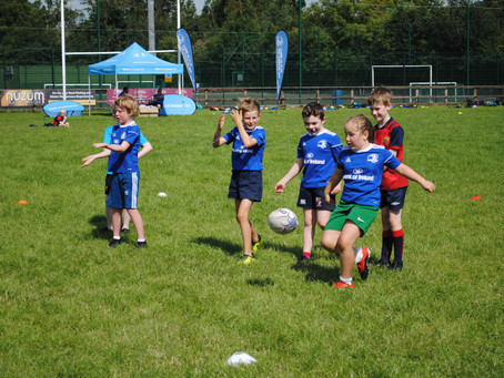 Leinster Summer Camp
