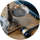 Justice courtroom image