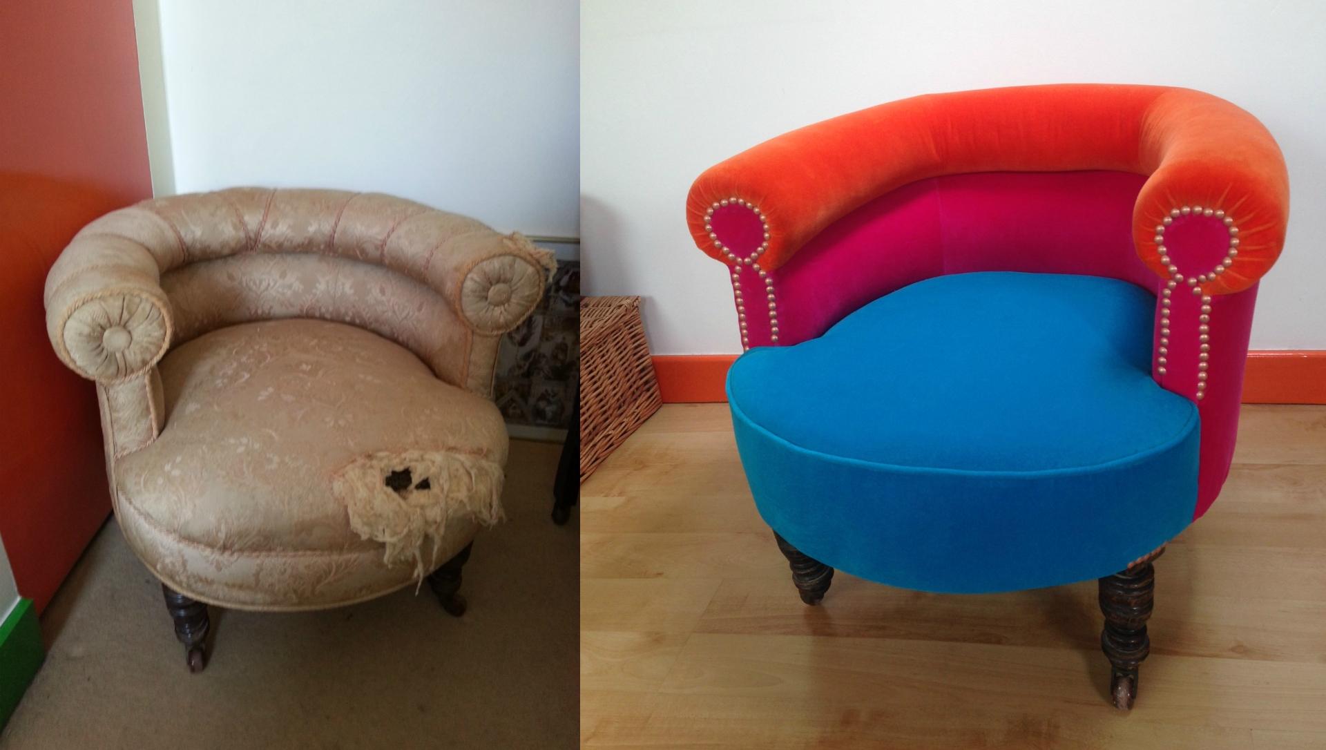 Ladies' Round Chair