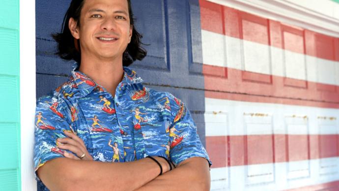 JDR 2021 Top Entrepreneur - Matthew Chang