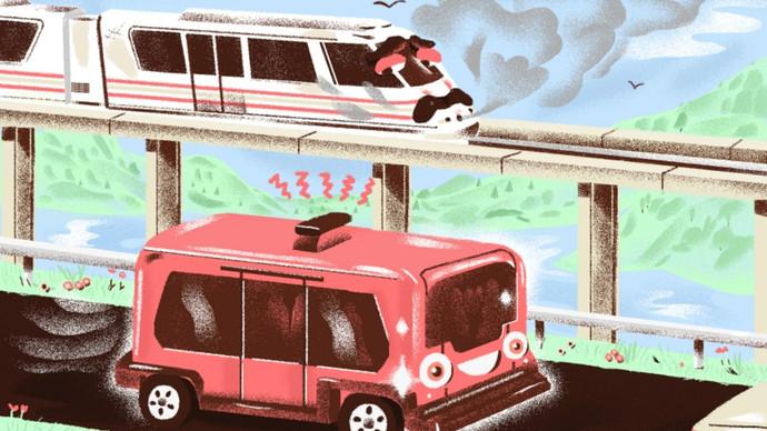 Florida city seeks agile solution to mass-transit dilemma