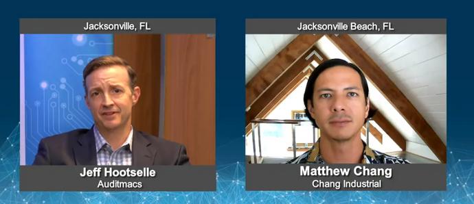 """Matthew Chang Featured on """"Tech Talk USA"""""""
