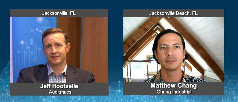 "Matthew Chang Featured on ""Tech Talk USA"""