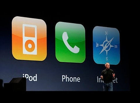 the iPhone is 10 years old