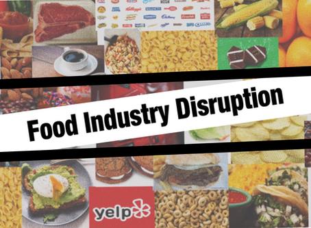 Food Industry Disruption