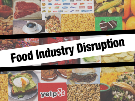 Food Industry Disruption