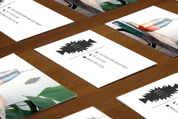 visitekaartjes ontwerp middelburg