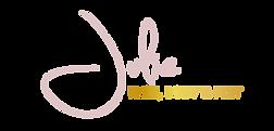 Logo-Julie-witte achtergrond achtergrond